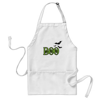 boo with bats aprons
