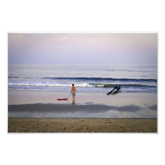 Boogie Board Belmar Beach New Jersey Photo Art