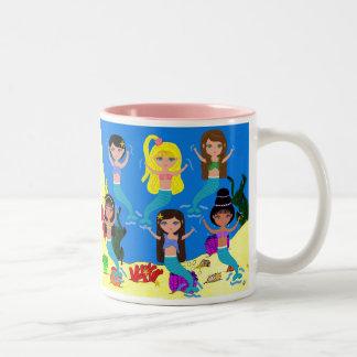 Boogie Down in Mermaid Town Mug