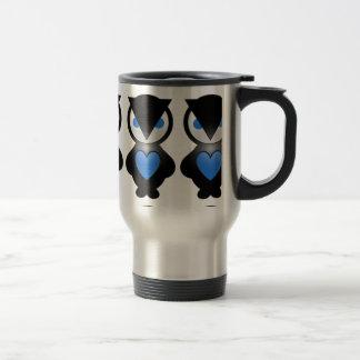 Booju Stainless Steel 15 oz Travel/Commuter Mug
