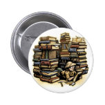 Book Archaeologist Button