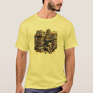 Book Archaeologist Tee Shirt