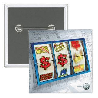 book art pins
