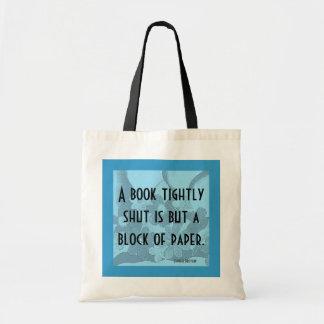 book bag proverb