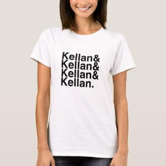Book Boyfriend- Kellan, Kellan, Kellan, Kellan T-Shirt