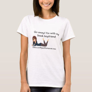 Book Boyfriend T-shert T-Shirt