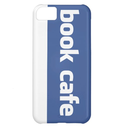 book cafe iPhone 5C covers