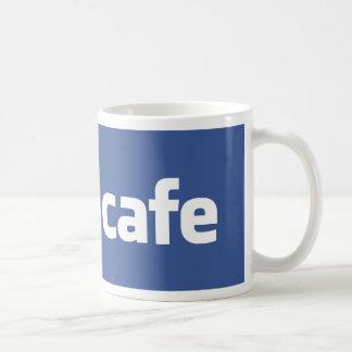 book cafe mug
