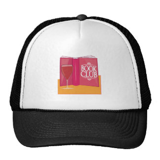 Book Club Mesh Hat