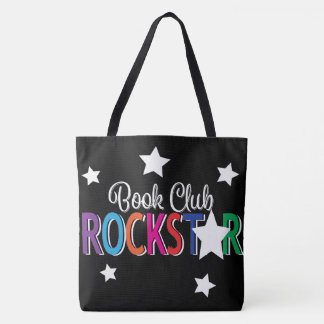 Book Club Rock Star All-Over Tote