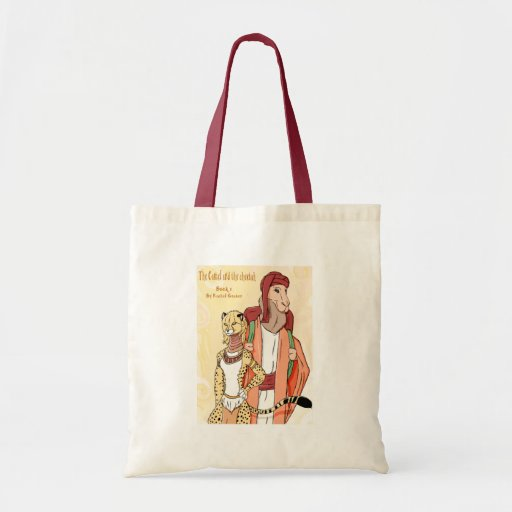 Book Cover Tote Bags