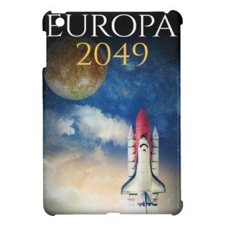 "Book Cover of ""Europa 2049"" by Joel Puga iPad Mini Covers"