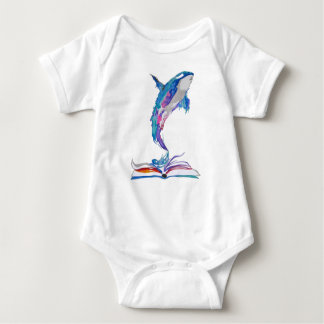 book dream baby bodysuit