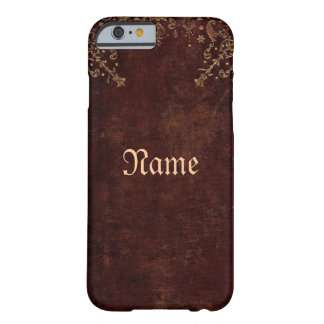 Book End Barely There iPhone 6 Case
