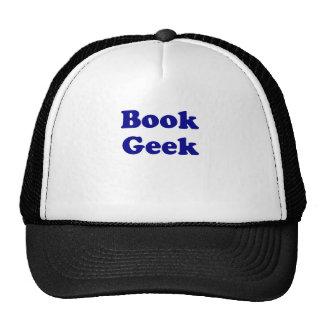 Book Geek Trucker Hats