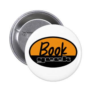 book geek pin