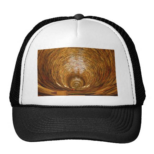 Book. Hat