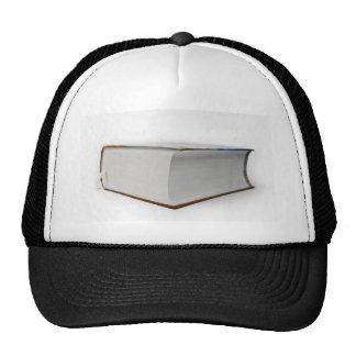 book trucker hat
