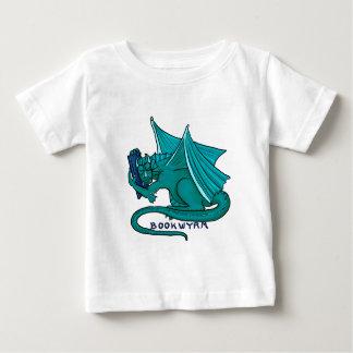 Book Hug Bookwyrm Baby T-Shirt
