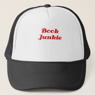 Book Junkie Trucker Hat
