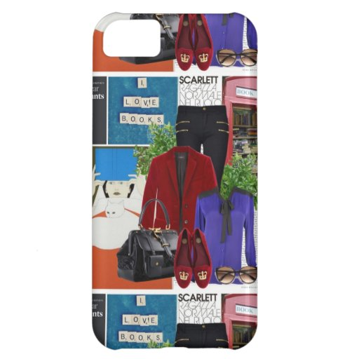 Book Lover Case iPhone 5C Cover