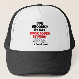 Book Lover Dog Groomer Cap