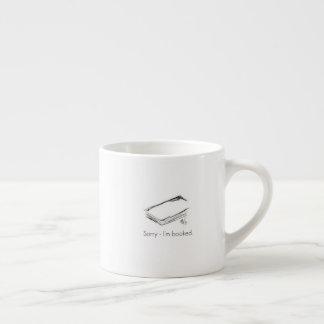 Book Lovers Espresso Mug
