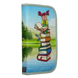 Book Lovers Folio Smartphone Planner