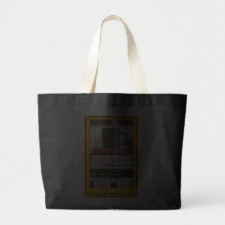 Book Lovers Tote Jumbo Tote Bag