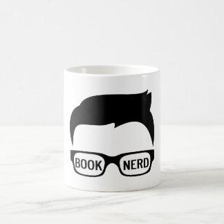 BOOK NERD COFFEE MUG
