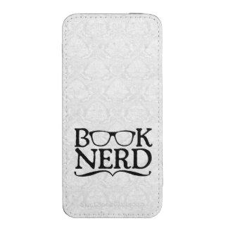 Book Nerd iPhone Pouch