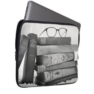 Book Nerd Laptop Sleeve
