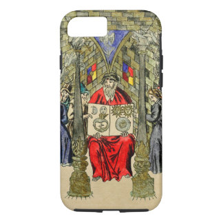 Book of Alchemy and Hermetic Arts iPhone 7 Case