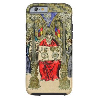 Book of Alchemy and Hermetic Arts Tough iPhone 6 Case