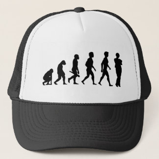 Book of books reading library learning novel trucker hat