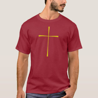 Book of Common Prayer Cross T-Shirt