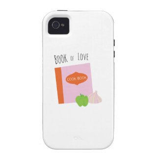Book Of Love iPhone 4/4S Case