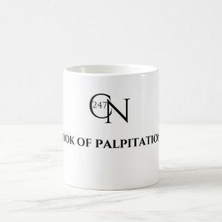 Book of Palpitations White 11 oz Classic Mug