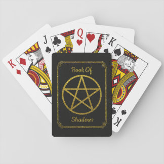 Book of Shadows Playing Cards