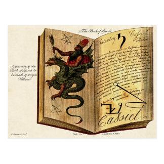 Book of Spirits Postcard