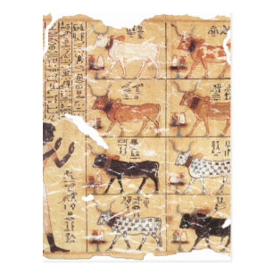 Book of the Dead-Maiherperi-1479bc Postcard
