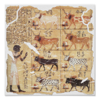 Book of the Dead-Maiherperi-1479bc Poster