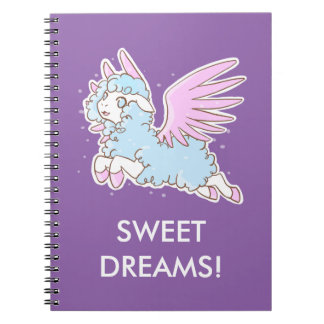 Book Sheep of the dreams kawaii