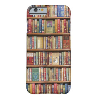Book Shelf Barely There iPhone 6 Case