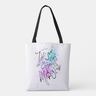 Book & Shopping Tote bags