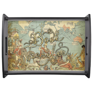 Book Traveler 2 tray
