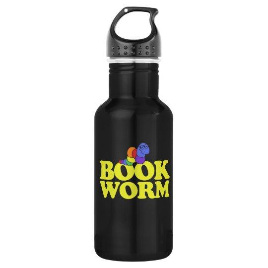 book worm 532 ml water bottle