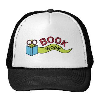 Book Worm Cap