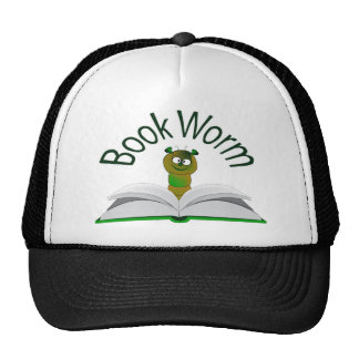 Book Worm Hat