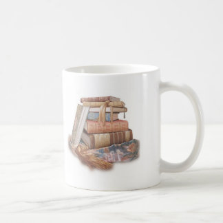 Book Worm Library Teacher Gift Mug